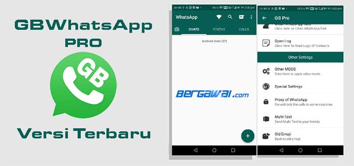 Download WhatsApp MOD APK Anti Banned Versi Terbaru 2020