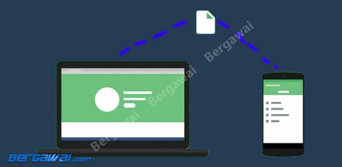 Cara Transfer Data dari HP ke Laptop Lewat WiFi